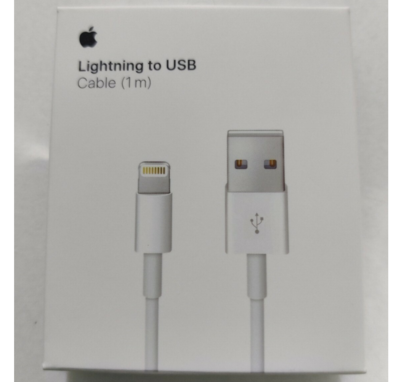 Apple 1mtr Lightning to USB Cable