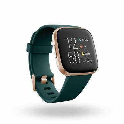 Fitbit Versa 2 Emerald / Copper Rose
