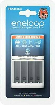 Panasonic eneloop BQ-CC55N Battery Charger