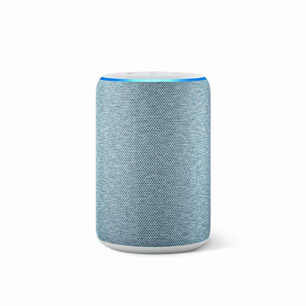 Amazon Echo, 3rd Generation, Blue