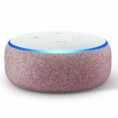 Amazon Echo Dot, 3rd Generation, Purple