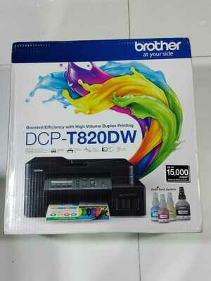 Brother DCP-T820DW Wi-Fi Ink Tank Duplex Printer