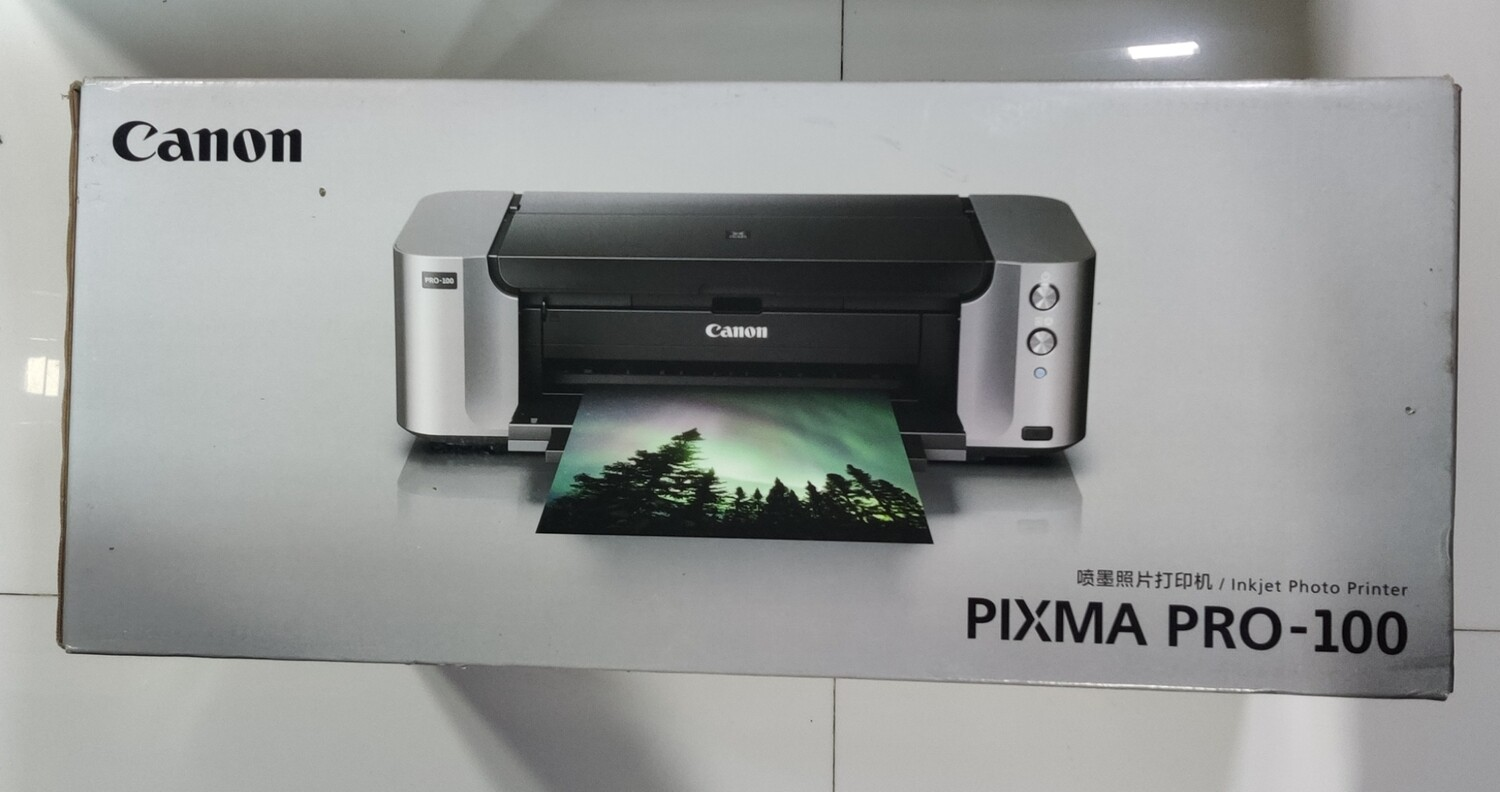Canon Pro 100 A3+ Color Inkjet Printer