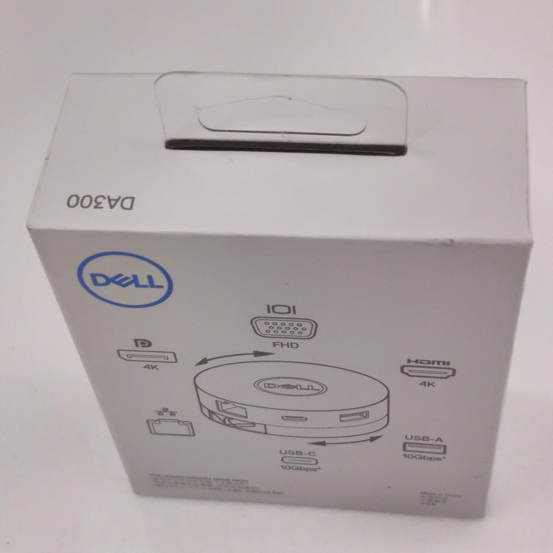 Dell USB-C Mobile Adapter, DA300
