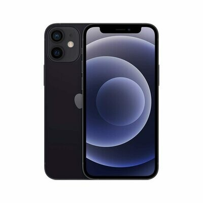 Apple iPhone 12 Mini, 128GB, Mobile, Black