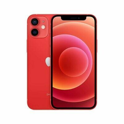 Apple iPhone 12 Mini (256GB) -Red