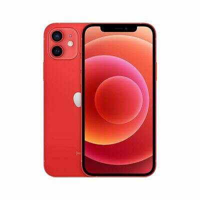 Apple iPhone 12  (64GB) -Red