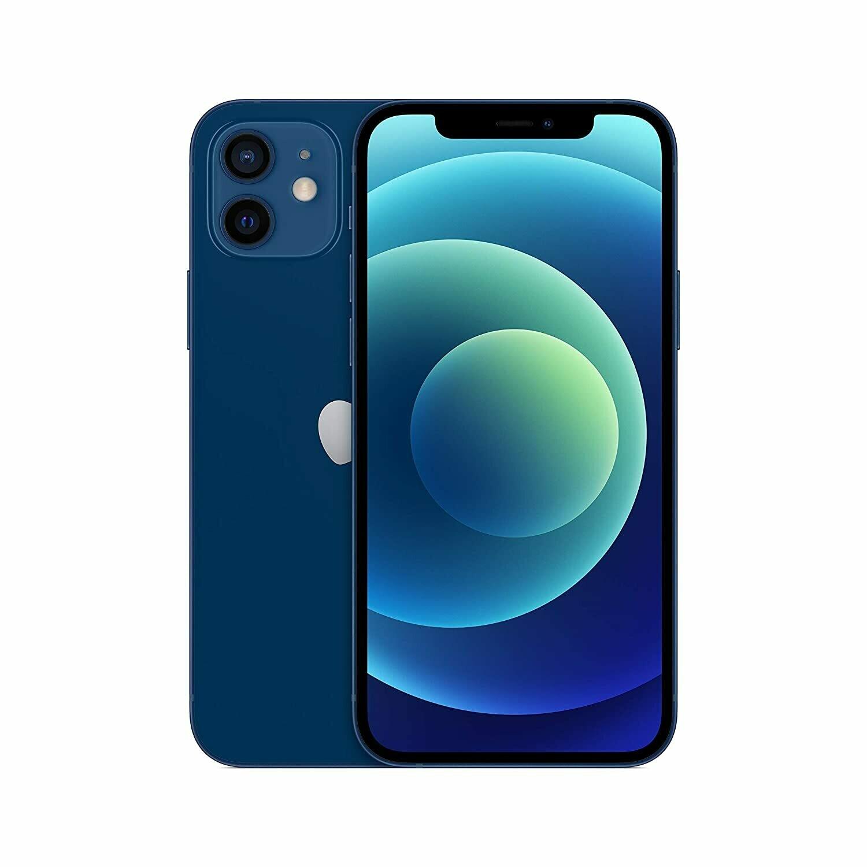 Apple iPhone 12  (64GB) -Blue