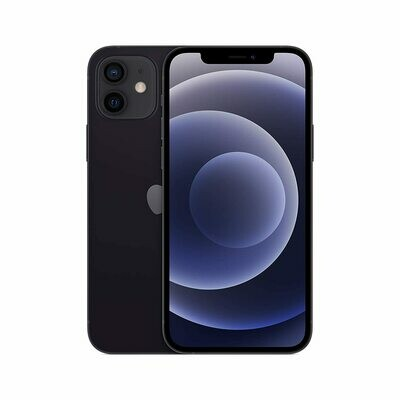 Apple iPhone 12  (64GB) -Black