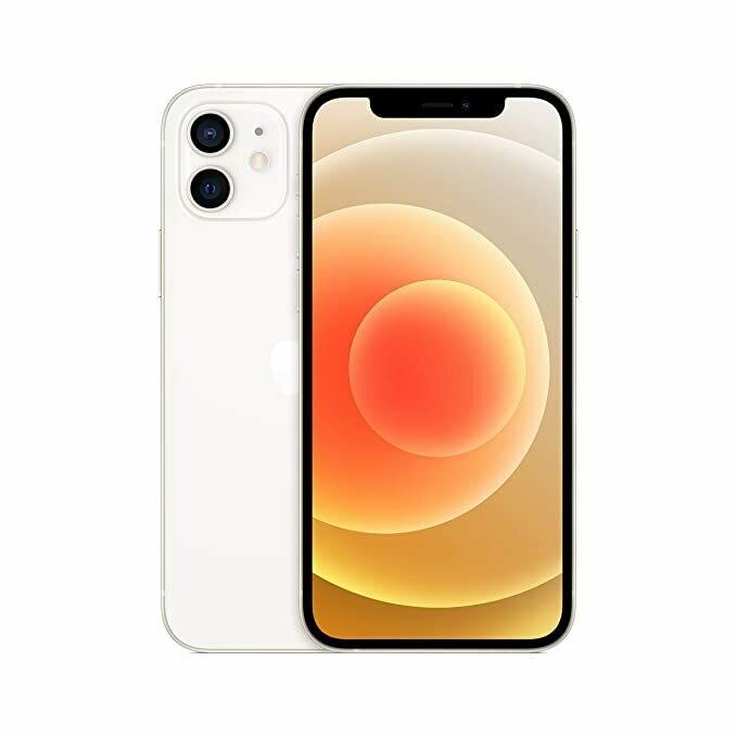 Apple iPhone 12  (64GB) -White