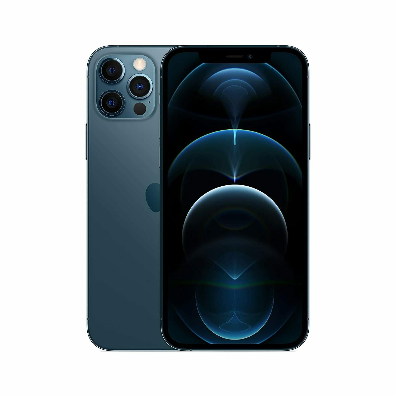Apple iPhone 12 Pro (128GB) - Pacific Blue