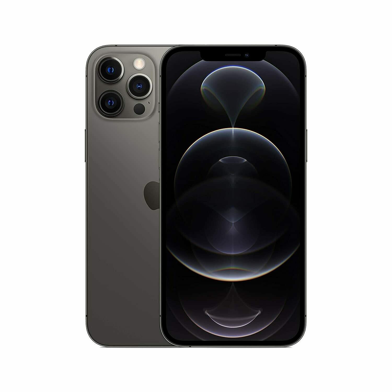 Apple iPhone 12 Pro Max (256GB) - Graphite