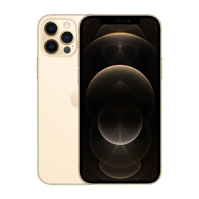 Apple iPhone 12 Pro Max (128GB) Gold