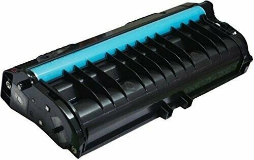 LT SP-111 Toner Cartridge, Black, For Ricoh Printer
