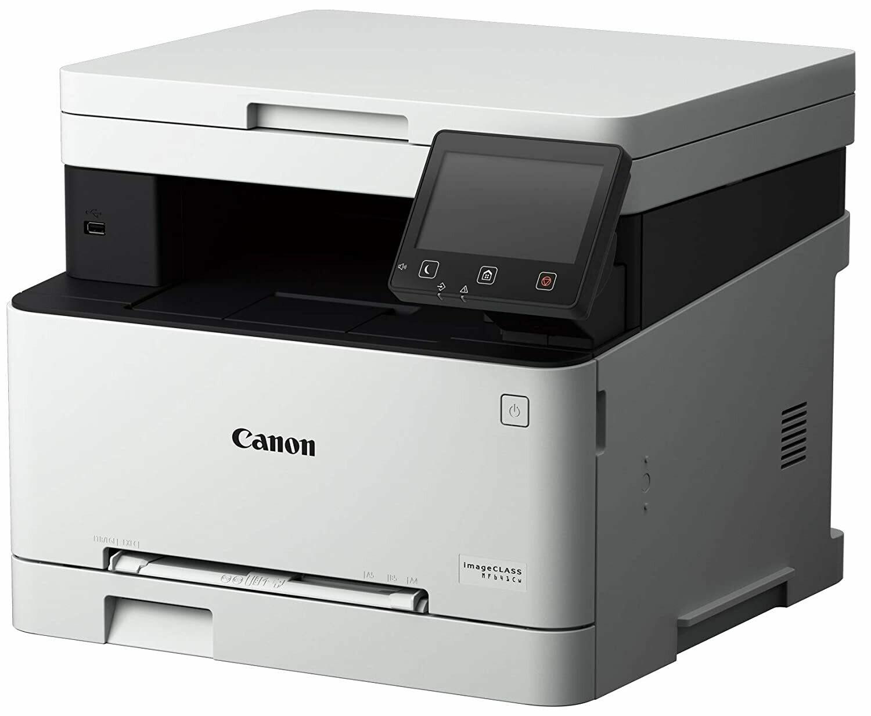 Canon Image Class MF643CDW Multi Function Laser Colour Printer