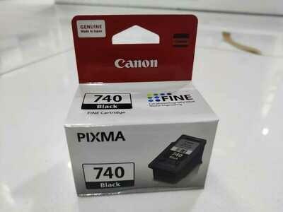 Canon 740 Ink Cartridge, Black