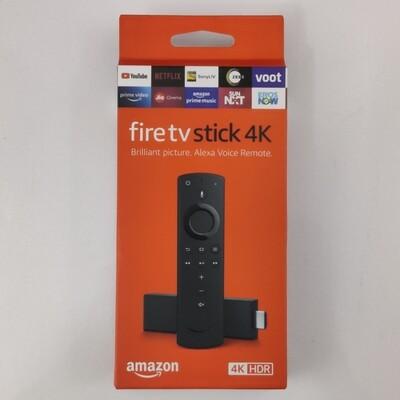 Amazon Fire TV Stick 4K, Vivid Ultra HD Streaming