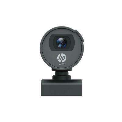 HP w100 480p/30 Fps Webcam,