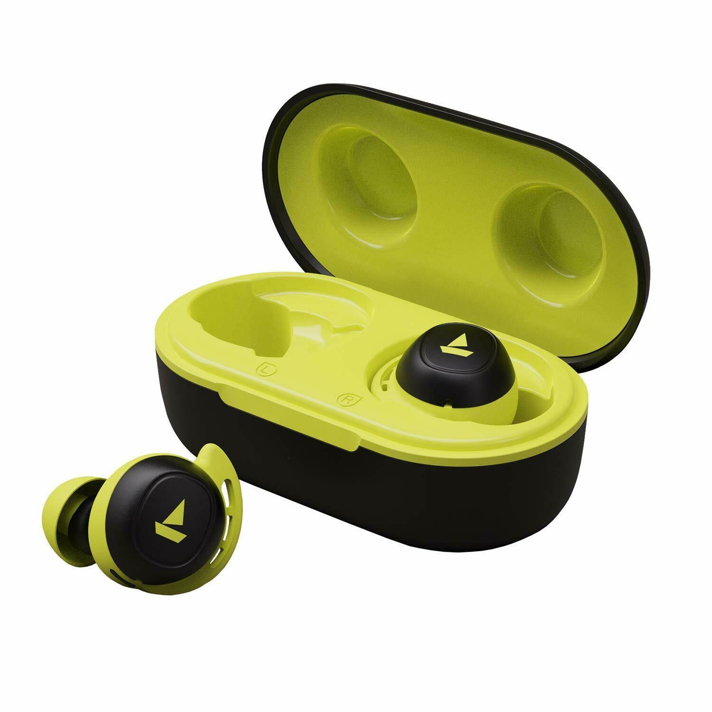 boAt Airdopes 441 TWS Ear-Buds Spirit Lime