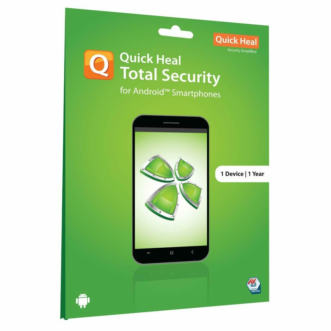 Quick Heal Total Security for Android