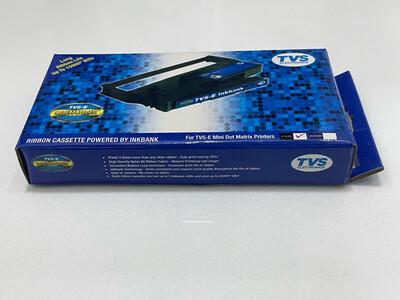 TVS RP 45 Ribbon Cartridge, Jet Black