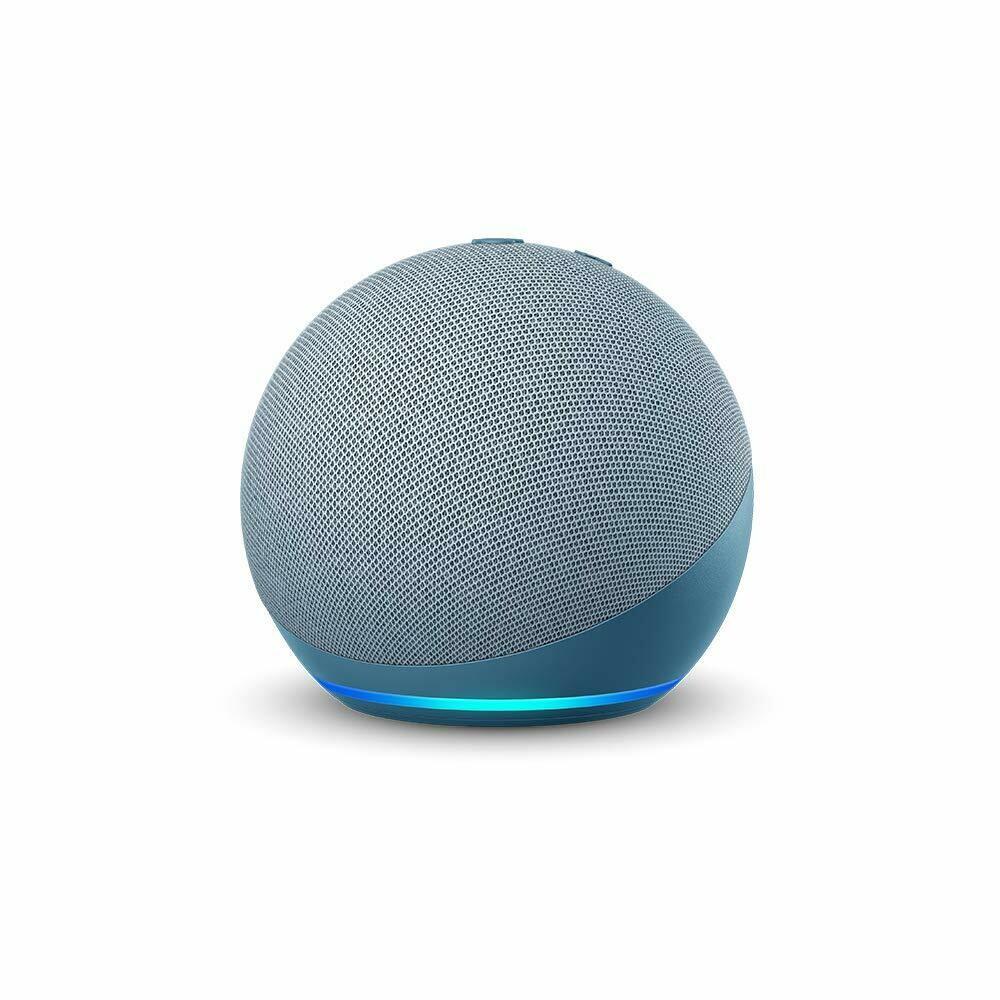 Amazon Echo Dot 4th Generation, Blue