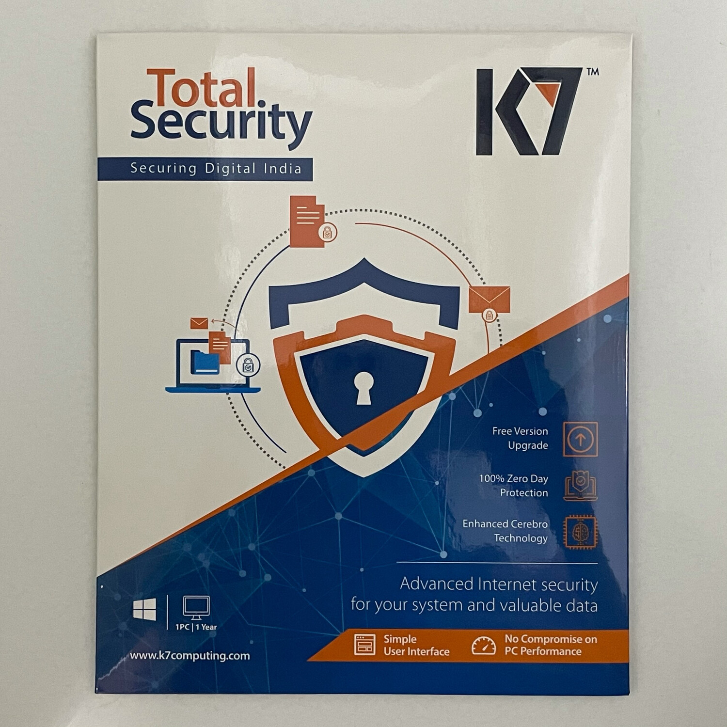 1 User, 1 Year, K7 Total Security