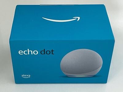 Amazon Echo Dot 4th Generation, White