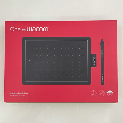 Wacom One By 472 Graphic Tablet