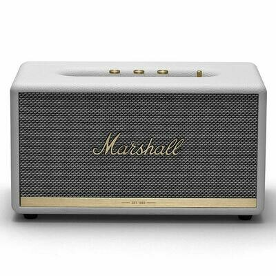 Marshall Stanmore II Wireless Bluetooth Speaker (White)