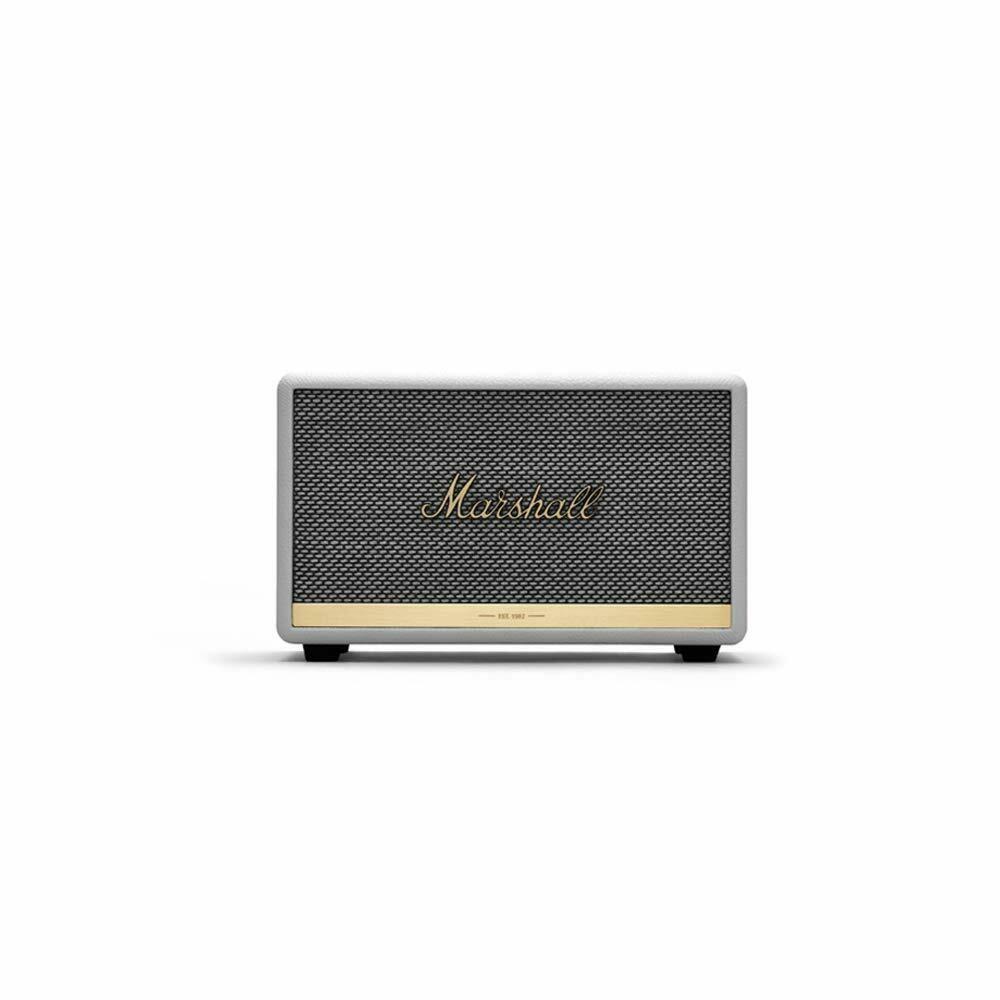 Marshall Acton II Bluetooth Speaker, White