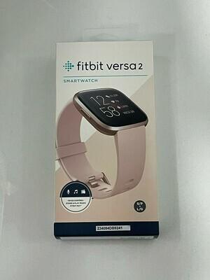 Fitbit Versa 2 Petal / Copper Rose