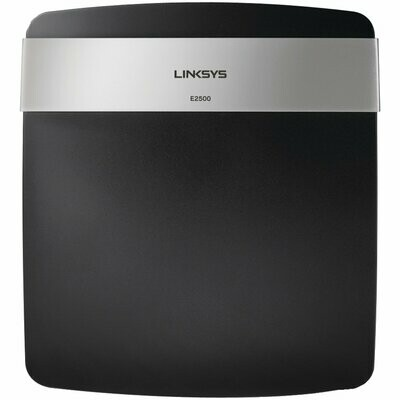 Linksys E2500 (N600) Dual-Band Wi-Fi Router
