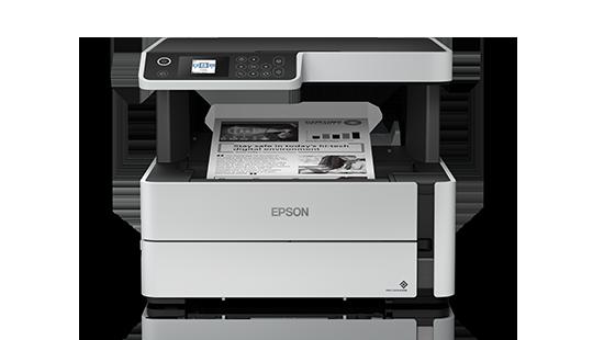 EcoTank Monochrome M2170 All-in-One Wi-Fi Duplex InkTank Printer