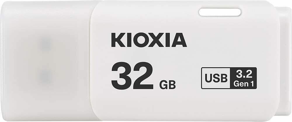 Kioxia U301 32GB USB3.2 PenDrive White LU301W032GG4