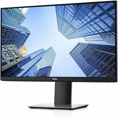 Dell P Series 24-inch (60.96 cm) Screen Full HD (1080p) P2419H (Black)