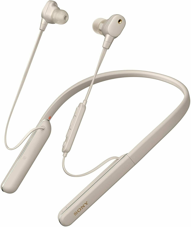Sony WI-1000XM2 Wireless Neckband , Silver