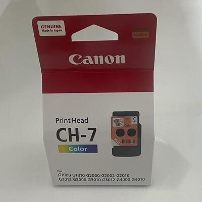 Canon CH-7 Tri-Color Printhead