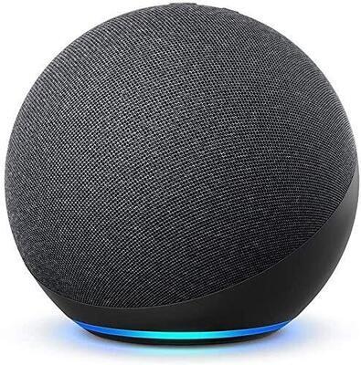 Amazon All-new Echo 4th Gen, Black
