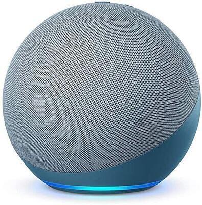 Amazon All-new Echo 4th Gen, Blue