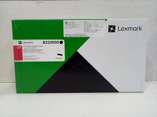 Lexmark B223000 Black Return Program Toner Cartridge