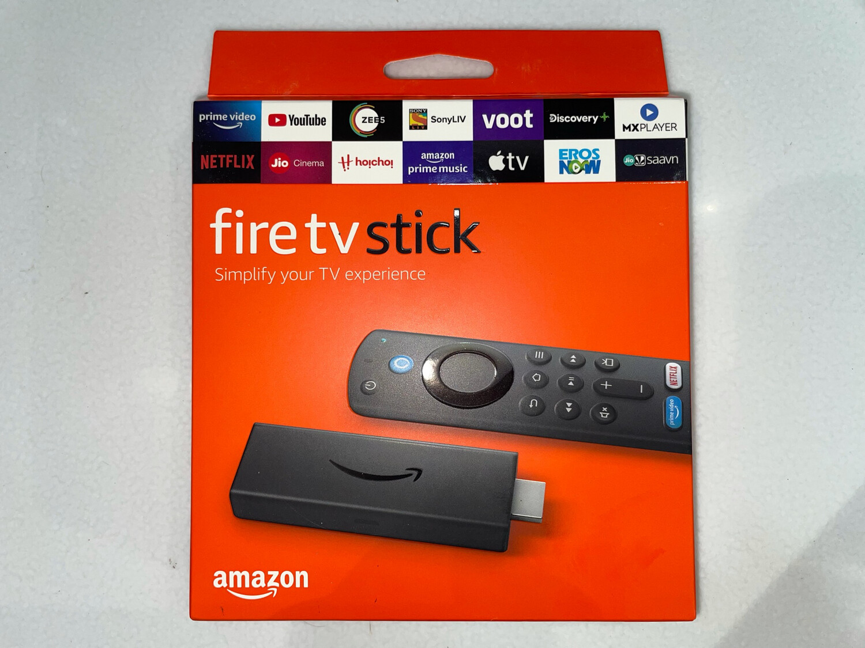 Amazon Fire TV Stick (3rd Generation, 2021)