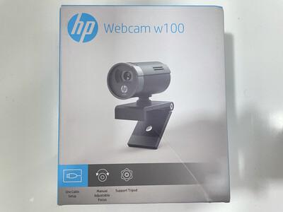 HP w100 Webcam, 480p/30 Fps