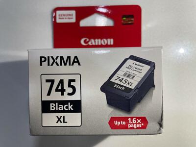 Canon 745XL Ink Cartridge, Black