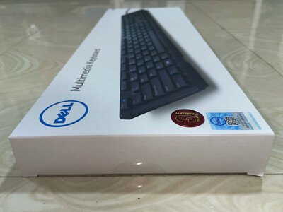 Dell KB216 USB Keyboard, Multimedia