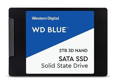 Western Digital WD Blue 2 TB Solid State Drive