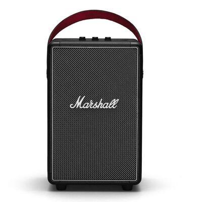 Marshall Tufton Portable Bluetooth Speaker-Black
