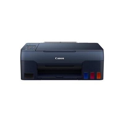 Canon PIXMA G3020 NV All-in-One Wi-Fi Ink Tank Colour Printer (Navy Blue)