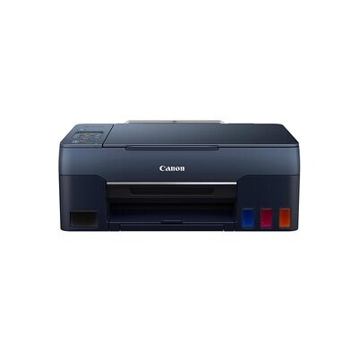 Canon PIXMA G3060 All-in-One High Speed Wi-Fi Ink Tank Colour Printer (Black)