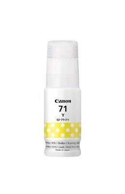 Canon GI-71 Y Ink Bottle,Yellow